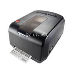 honeywell pc42t desktop printer (free installration + label + paper roll)