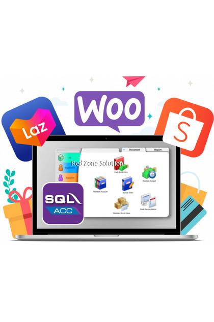 SQL Account - eCommerce Modules