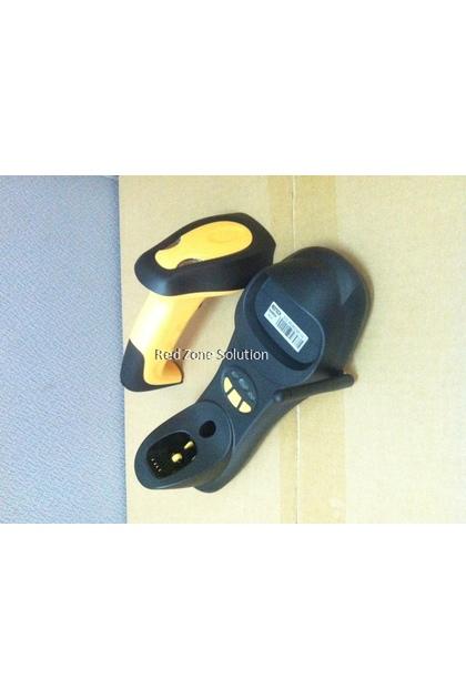 RedTech 9500 Wireless Barcode Scanner- IP54 Industrial Grade