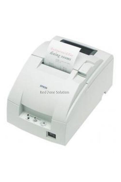 Epson TM-U220B Dot Matrix Receipt Printer with AUTO CUTTER  (Free  Paper roll & installation)