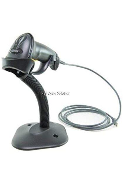 Zebra LS2208 Laser Barcode Scanner - 5 years warranty