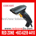 Code Soft CS800 Laser barcode scanner