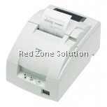 Epson TM-U220D Dot Matrix Receipt Printer black color (Free  Paper roll & installation)