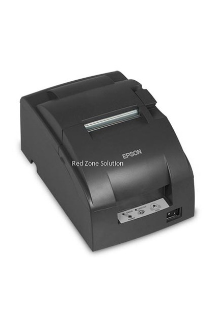 Epson TM-U220D Dot Matrix Receipt Printer black color (Free  Paper roll & installation)