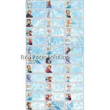 Cartoon Label Sticker / Fancy Name Label Sticker