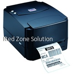 TSC TTP244 PLUS Barcode Printer - USB port (Free Label, Ribbon & installation)