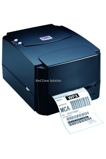 TSC TTP244 PLUS Barcode Printer - USB port