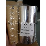 Resin Water Proof Thermal Transfer Barcode Ribbon - 55*300meter