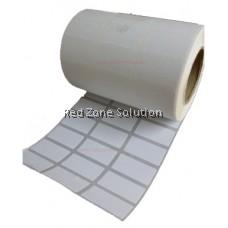 Artpaper label sticker 30x15mm 3up
