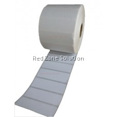 Artpaper label sticker 80x35mm