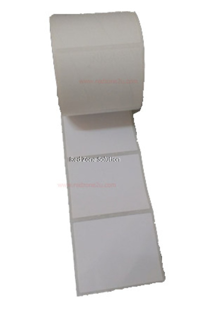 Artpaper label sticker 50x40mm