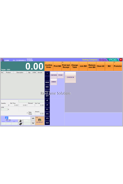 SQL Point of Sales (POS) Software | POS System | SQL POS System