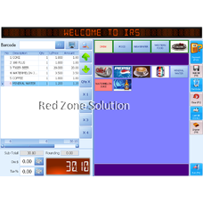 Online F&B POS System