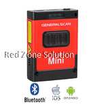 GeneralScan GS-M100BT Laser Mobile Bluetooth Barcode Scanner -Support Android & iOS