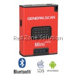 GeneralScan GS-M300BT Liner CCD Mobile Bluetooth Barcode Scanner -Support Android & iOS