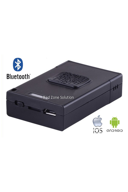 REDTECH MS3300D 2D Imager Mobile Bluetooth Barcode Scanner -Support Android & iOS