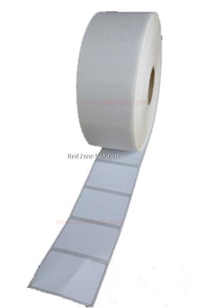 Artpaper Barcode Label Sticker 35x25mm