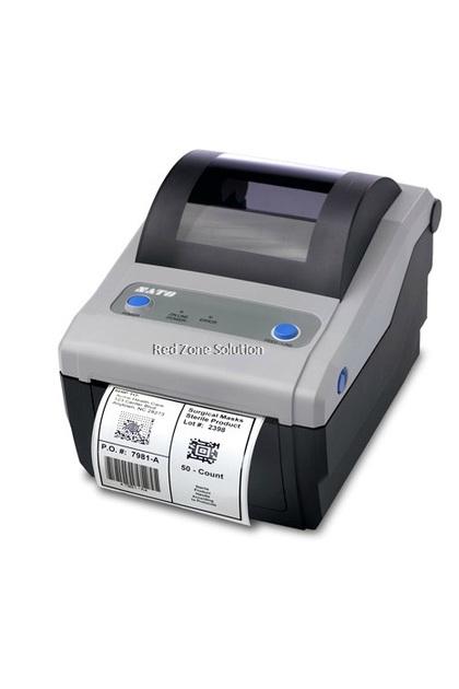 SATO CG408 Label Barcode Printer