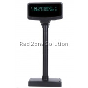 RedTech V220 VFD Customer Display - 2 line x 20char
