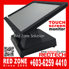 RedTech TW150 15'' Touch Screen Monitor