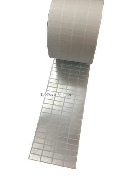 22mm x 9mm Waterproof Label Sticker, Color : Silver, Pink, Gold, White, Transparent, Laser, Mix Color