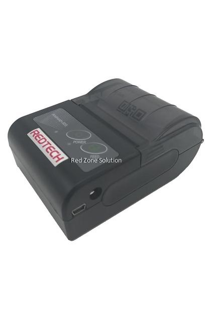 RedTech MP820B 2inch Mobile Bluetooth Thermal Printer