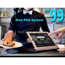 Restaurant iPad Online Cloud Point Of Sales (POS) System