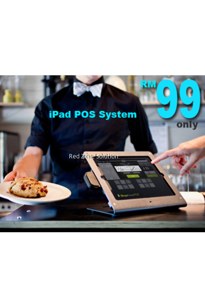 RedTech Food Online Cloud Point Of Sales (POS) System