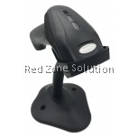 RedTech 9400E Laser Barcode Scanner [with stand]