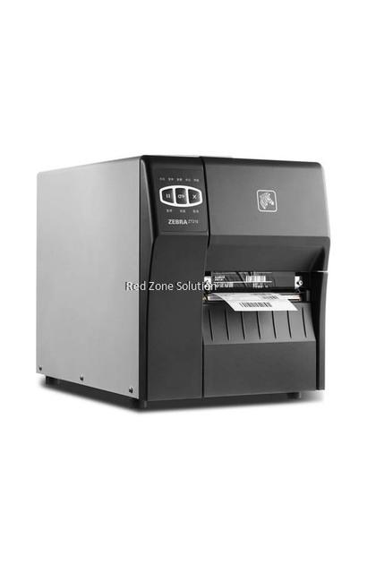 Zebra ZT210 Industrial Barcode Printers - 300dpi