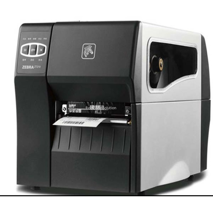 Zebra Zt230 Industrial Barcode Label Printer Redzone2u