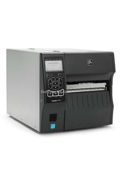 Zebra ZT420 6inch Width Industrial Barcode Printers with 300dpi