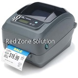 Zebra GX420D Desktop Label Barcode Printer