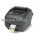 Zebra GK430T Network LAN Port 300dpi Label Barcode Printer