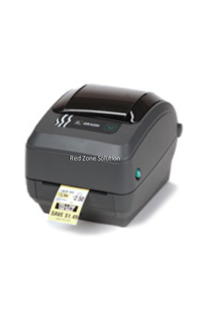 Zebra GX430T Network LAN Port 300dpi Label Barcode Printer