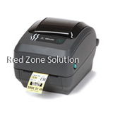 Zebra GK430T 300dpi Label Barcode Printer