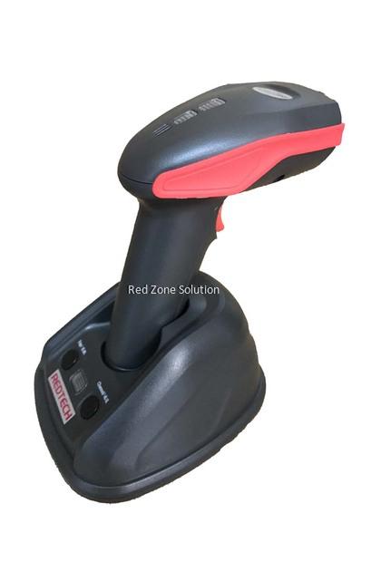 RedTech D730 2D QR Code Wireless Scanner
