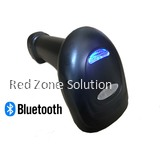 RedTech 8002BT 2D QR Code Bluetooth Laser Scanner [Support SmartPhone & PC]