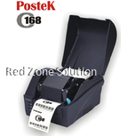 Postek C168 Barcode Printer - 300dpi