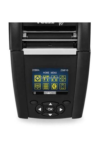 Zebra ZQ610 Mobile Receipt Printers