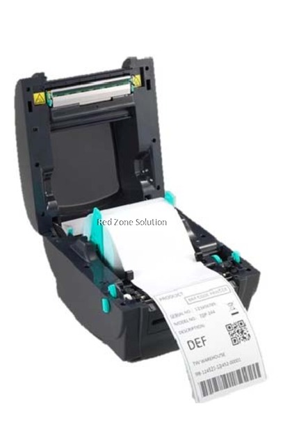 TSC TDP-244 Direct Thermal Desktop Barcode Printer