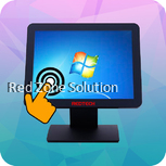 RedTech TC150 15inch Capacitive Multi Touch Monitor