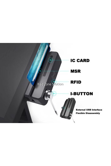 RedTech AR450 Intel i5 Multi-Touch All In One Touch POS Terminal