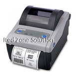 Sato CG412 Desktop Barcode Printer