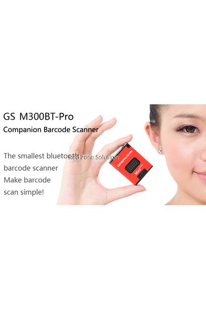 GeneralScan GS M300BT-Pro CCD Bluetooth Barcode Scanner