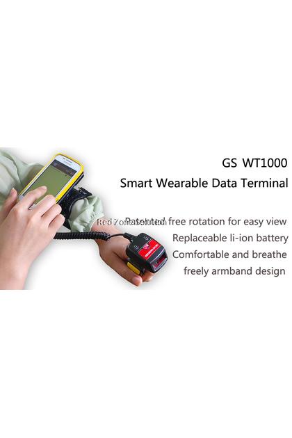 GeneralScan GS WT1000 Smart Wearable Data Terminal