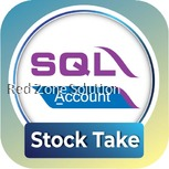 SQL Account - Stock Take Mobile App