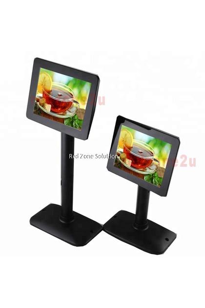 RedTech L10  10inch LCD Customer Display
