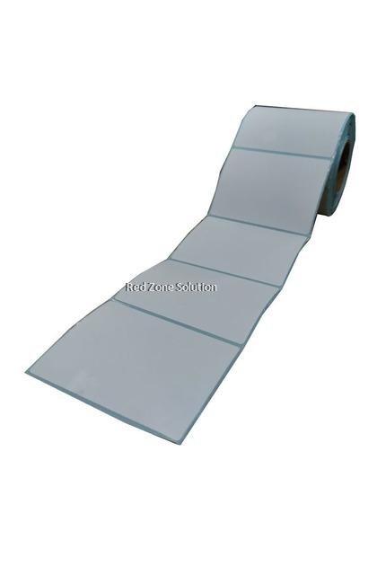 Direct Thermal Label Sticker - 60x40mm, 800pcs/roll
