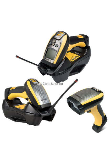 Datalogic PowerScan PM9500-DPM EVO 2D Cordless Industrial Barcode Scanner